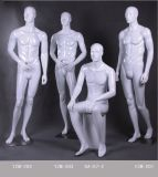 Muscular Modern Male Mannequin for Garment Display