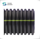 Sn4 HDPE Double Wall Corrugated Drainage Pipe in Subsoil System