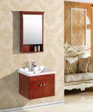Factory Wholesale Hotel Oak Bathroom Furniture European Style