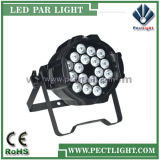 Outdoor Waterproof 18X12W RGBWA LED PAR Can Light