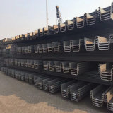 Hot Rolled U Channel Larsen Steel Sheet Pile with Q235B