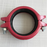 Grooved Coupling for Fire Piping System with FM, UL/Ulc, Ce