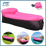 210d Inflatable Air Sleeping Bag Air Lazy Sleeping Sofa