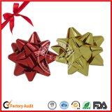 Christmas Tree Decoration Lacquer Ribbon Bow