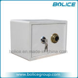 Cheap Home Use Combination with Key Lock Safe Box