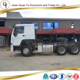 Sinotruk HOWO New 10 Wheels Trailer Truck 6X4 Type 371HP Heavy Duty Tractor Truck for Sale