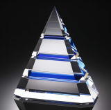 Sapphire Crystal Pyramid of Success (#13091)