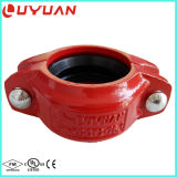 3 Inch Grooved Flexible Coupling for Fire Fighting System (UL Listed, FM Approved)