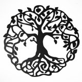 Metal Decoration Tree of Life Home Decoration Wall Art Decoration