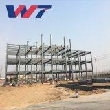 Prefabricated/Prefab Warehouse/Workshp/Cold Storage/Car Garage Steel Structure for Metal Building