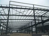 Prefab Large Span Steel Structure for Warehouse or Workshop
