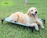 Portable Indoor & Outdoor Pet Bed for Camping or Beach, Frame with Breathable Mesh