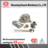 OEM Stainless Steel Precision Casting Lost Wax Casting Auto Engine Parts China Factory