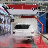 2021 New Arrival Stainless Steel Frame Touchless Computer Full Automatic Car Vehicle Wash Clean Machine Saving Labor Cost