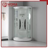 Portable Cheap Shower Steam Room with Base
