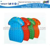 Kindergarten Furniture Mushroom Plastic Cup Holder (HF-07701)