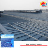 1.25MW Tin Roof Solar Panel Installation with Nzs1170 and ISO9001 (IDS006)