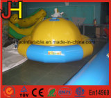 UFO Shape Inflatable Water Floating Saturn Spinner Equipment