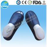 Nonwoven Open Slipper with EVA Sole, Disposable Slippers