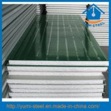 Environmental Building Material EPS Foam Insulated Roof/Wall Sandwich Panels