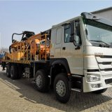 800m 8X4 Heavy Duty Truck Mounted Water Well Drilling Equipment