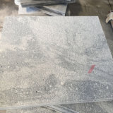 Ash Grey Granite Tiles in Polished, Flamed, Antique Surface