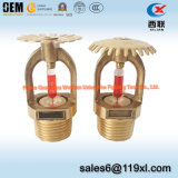 Brass Fire Sprinkler. Zinc Fire Sprinkler