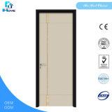 HDF MDF Melamine Finished Doors Cheap Wooden Door