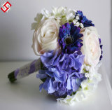 Fake Manmade Purely Handmade High Quality Wedding Bridal Flower Wedding Bridal Bouquet Bridal Posy