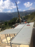 Prefabricated Mobile Steel Structure Construction
