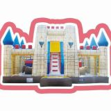 Cheer Amusement Castle Themed Big Inflatable Comb Toys