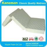Wholesale Cheap Price 3 Folding Foam Mattress