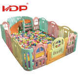 Wholesale China Popular Design Kindergarten Playgrounds Kids Plastic Fence