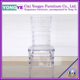 Crystal PC Resin Chiavari Chair for Outdoor Party