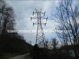 Megatro 69kv Lattice Angular Steel Tower for Power Transmission (MGP-LAT07)