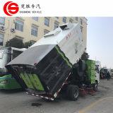 Cheap Sweeper Machine 5cbm 5m3 Vacuum Street Sweeper Trucks Truck Mounted Road Sweepers