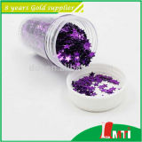 Good Quality Shiny Glitter Powder Used for Product Decoration