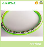 Green PVC Plastic High Pressure Reinforced Air Spray Hose Pipe