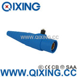 IEC60309 Large Current Blue Rhino Horn Plug / Socket