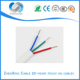 Flat PVC Cable, Building Wire Twin and Earth Connecting Wire, Flexible Copper Cable Electrical Wire and Cable Prices 2192y Electric TPS Cable