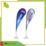 Cheap Custom Aluminium Digital Printing Teardrop/ Feather /Flying/Beach Banner (02)