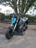3000W Electric Street Motorcycle Motorbike 72V60A Lithium Battery