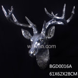 Esin Animal Deer Head/Home Decoration Resin Animal Head Wall Decoration