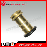 1-2.5 Inch Bsp Brass Spray Fire Nozzle