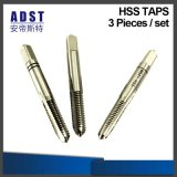 HSS Material 3 PCS Set Hand Taps