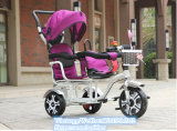 Ride on Toy Style and Ride by Self Power Baby Tricycle