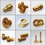 Precision Turning Brass Bushing Metal Part Copper Fitting