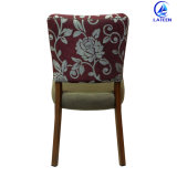 High Quality Dining Furniture with Comfortable Fabric Chair