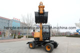 Good Price 7t Wheel Excavator Air Conditioner