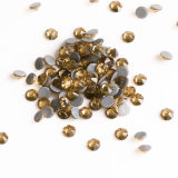 Wholesale Hotfix crystal Beads 10ss Crystal Hotfix Rhinestones Light Colorado Topaz